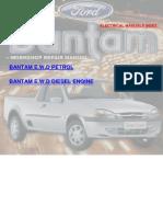2 - Ford Bantam Wiring Diagrams