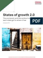 India - Economic Insight - States of Growth 2.0 - January 2019