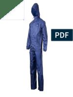 HypaDry Men's Rain Suit (Cheater and Pant) - Estate Blue