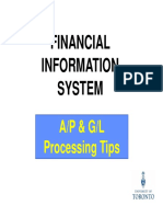 Processing Tips