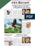 Vilas County News-Review, Nov. 10, 2010