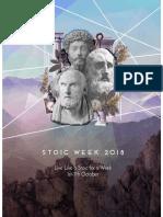 Stoic week 2018