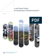 Farms Forests and Fossil Fuels