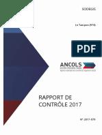 Le rapport de l'Ancols dézingue la gestion de la Sodegis sous l'ère Bachil Valy