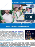 Saudi Arabia Entertainment Amusement Market