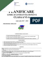 Planificare a6a Edp 2017-2018