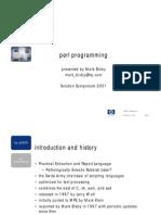 Perl Programming