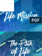 Life-Mission Week1 Outreach