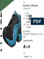 Puma Unisex Axis 2 Jr DP Running Shoes