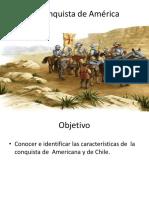 UNIDAD Descubrimiento y Conquista de Chile y America