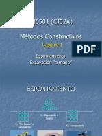 09_Esponjamiento_Excavacion_Manual.ppt