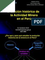EVOLUCIÓN HISTÓRICA DE LA ACTIVIDAD MINERA EN EL PERÚ.pdf