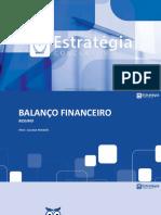Balanco Financeiro Resumo