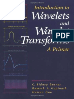 C. S. Burrus, Ramesh a. Gopinath, Haitao Guo - Introduction to Wavelets and Wavelet Transforms_ a Primer (1998, Prentice (1)