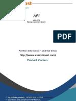 API 570 demo