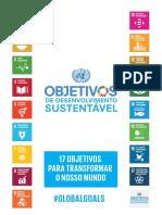 Objetivos de Desenvolvimento Sustentável das Nações Unidas