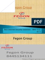Fegon Group   Providing Internet Security Solutions   844-513-4111