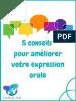 Guide 5 Conseils Pour Améliorer Votre Expression Orale Nathalie Fle (1)