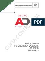 Con-p-18-o365 Formaletiado y Vaciado de Concreto v.3