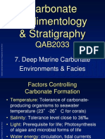 QAB2033_Topic 7_Deep Marine Carbonates