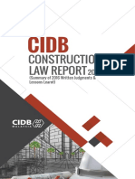 4.CIDB Construction Law Report 2016.pdf