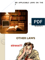 other laws