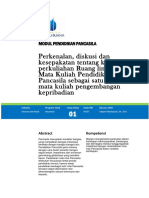 Modul Pancasila [TM1]