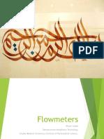 Flow Meters