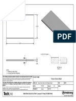 Tectum Direct Attach 2x4 All Edges Beveled 8175T10