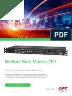 Netbotz 750 EMS