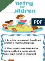 poetry for children.pptx