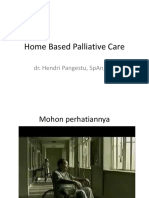 2.Home Based Palliative Care2-Dr. Hendri Pangestu, SpAn KIC