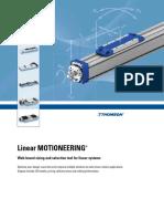 Linear Motioneering Bren