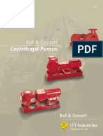 2001- B&G Centrifugal Pumps