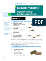 TinyMesh Product Flyer 0 5