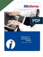 GUIA DEL CONTRIBUYENTE TUTORIAL DECLARACIONES EN CERO.pdf