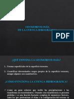 02 Geomorfolgia Cuenca Hidrografica
