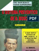 Aula - Sistema Preventivo - 2011
