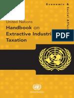 Extractives Handbook 2017