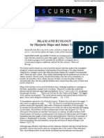 Islam and Ecology