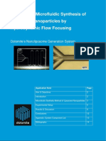 Dolomite ContinuousMicrofluidicSynthesisOfLiposomeNanoparticlesByHydrodynamicFlow Fo