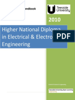 Electrical Electronics HND