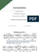 chopin prelude