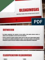 OLEAGINOSAS PPT