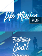 Life-Mission Week3 Outreach