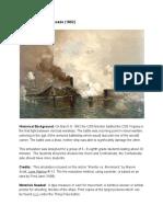 Battle of Hampton Roads (1862)