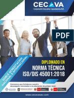 4.- Norma Tecnica Iso 45001- Lim