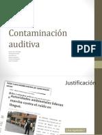 Contaminación auditiva y la salud.pptx
