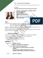 Formato 7 -Hoja de Vida Por Competencias