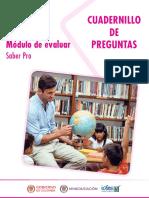 Cuadernillo de preguntas evaluar - saber pro 2018.pdf